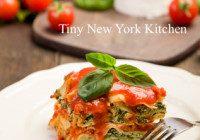 Gluten-Free Lasagna With Spinach