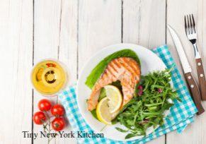 Lemon Salmon Filet