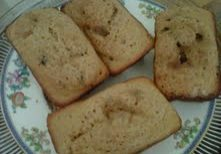 Mini-Blueberry Breads 1