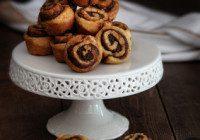 Mini Pinwheel Cinnamon Rolls