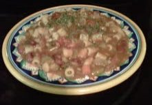 Mom's Minestrone Soup