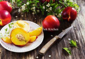 Nectarine Trifle