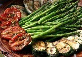 New Ways Asparagus
