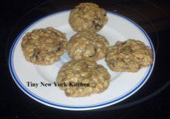 Oatmeal Cherry Cookies 2