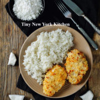 Oven Fried Coconut Chicken copy