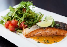 Pan Seared Trout With Browned Butter & Lime Sauce