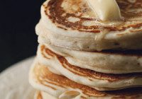 Homemade Whole Grain Pancake Mix