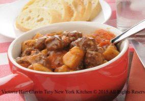 Easy Paprika Beef Stew