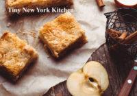 Peanut Butter & Apple Snack Cake