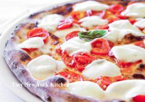 Tomato Basil Pizza Blanco