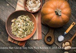 Roasted Pumpkin Pie Pumpkin Seeds
