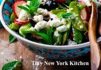Radish & Snap Pea Salad