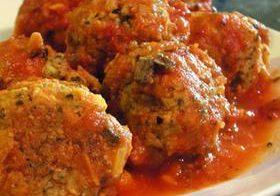 Roman Meatballs