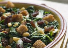 Roman Spinach