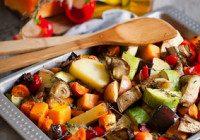 Roasted Root Vegetable Medley