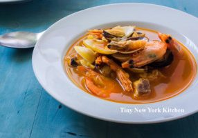Seven Fishes Soup