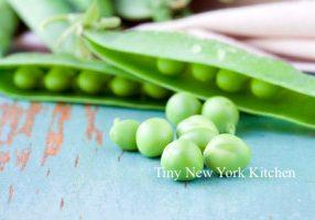 Snap Peas & Radish Salad