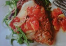 Steak With Tomato Gravy