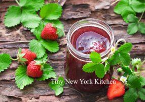Slow Cooker Strawberry Jam