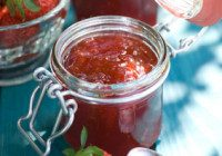 Strawberry Lime Jam