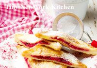 PB&J Stuffed French Toast
