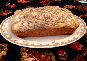 Sunflower & Apricot Bread 1