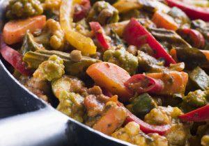 Sweet Potato & Lentil Stew