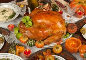 Tangerine Turkey