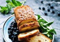 Vanilla Breakfast Bread