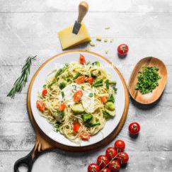 Vegetable Pasta copy