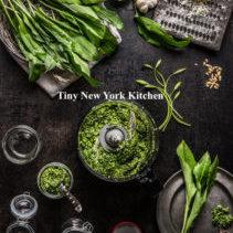 Wild Garlic Pesto copy