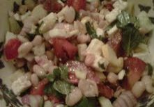 Yellow Squash Salad