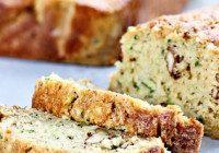 Zucchini Nut Quick Bread