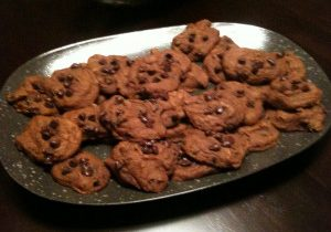 Camille Pumkin Cookies